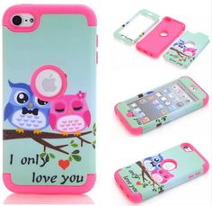 Cover Pvc Ipod Touch 4 Pokemon Cartoon