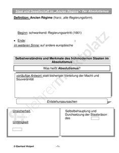 70 best Geschichte Unterrichtsmaterialien images on Pinterest in ...
