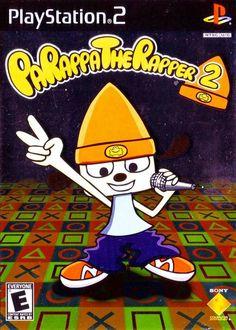 2db6e452b3d PaRappa the Rapper 2 (Sony PlayStation 2