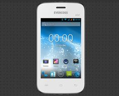Evercoss A5C, Cheap Android Under $50 in Indonesia