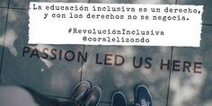 Medidas para dar respuesta al derecho a la inclusión. La #RevoluciónInclusiva está en marcha. | Mon petit coin d'éducation