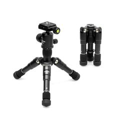 New Digital SLR Camera Traveler Mini Tripod For Canon Nikon Sony Pentax Olympus #Horusbennu #Minitripod #tripod