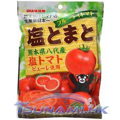 UHA Kumamon Fresh Tomato Candy