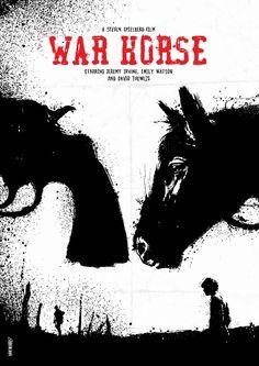 War Horse - by Daniel Norris - @DanKNorris on Twitter