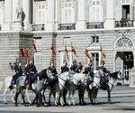 Гид искусствовед, Королевский дворец в Мадриде , гид с лицензией