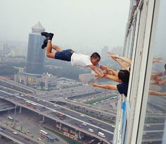 Impossible Photos by Li Wei