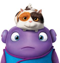 Dreamworks HOME | 1 april 2015 in de bioscoop in 3D.
