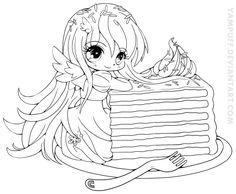 141 Best Yampuff Images Chibi Kawaii Drawings Anime Art