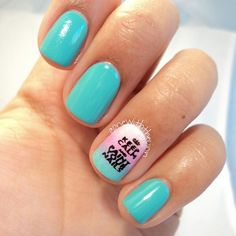 Nail Call: Keep Calm and Paint Your Nails | Beauty High
