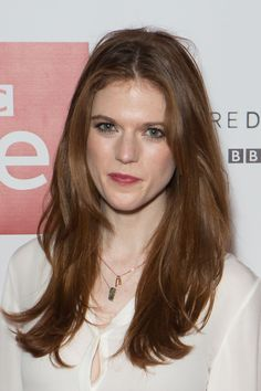 ROSE LESLIE at Luther Photocall at Picturehouse Central in London 11 ... Rose…