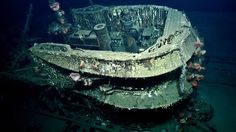 Spooky underwater photos reveal Nazi submarine off the coast of Texas | Sploid/Gizmodo