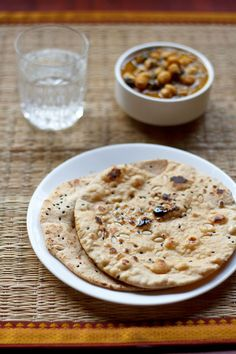 naan recipe without yeast, how to make naan on stove top | easy naan