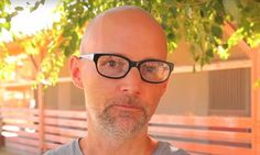 When it comes to animal rights, recording artist Moby is someone who literally talks the talk and walks the walk