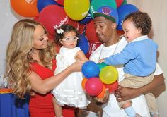 Video: Nick Cannon Talks Mariah Carey and Kids on The Ellen Show - http://www.mariahconnection.com/nick-cannon-talks-mariah-carey-and-kids - the clip of Roc talking on camera steals the show!