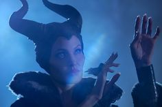Two New Images of Angelina Jolie as Maleficent