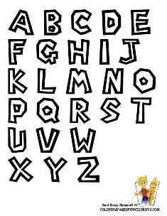 Mario Bulletin Board Letters