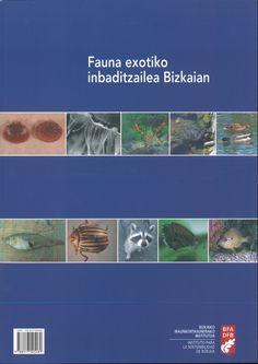 Ana Rallo: Fauna exotiko inbaditzailea Bizkaian (Bizkaiko Foru Aldundia)