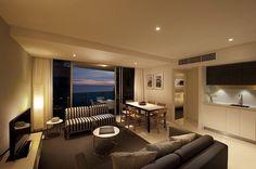 WAN INTERIORS Big Architecture, Hilton Surfers Paradise Hotel & Residences, Australia
