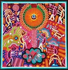 Huichol art.