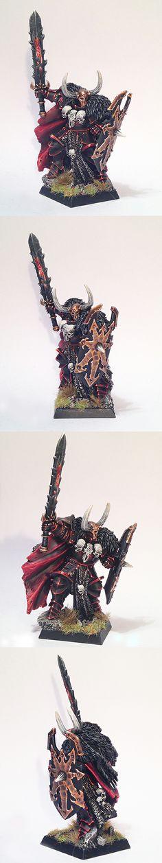 Archaon, The Everchosen On Foot