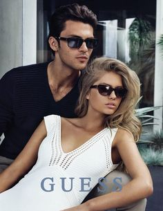 Guess Accessories Advertising Campaign Fall Winter 1