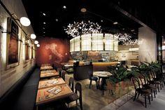 The Place Italian restaurant by CJ Foodville, Hanam – South Korea
