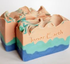 Inner Earth Soaps: Soap Techniques: Layering