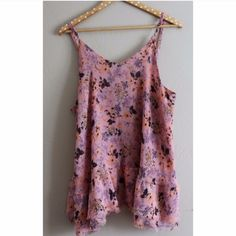 NWOT Brandy Melville Grace Floral Dress Bought from another seller who said never worn, I have never worn it myself. This is very rare & hard to find. Please keep in mind posh takes 20%. Brandy Melville Dresses