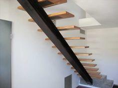 escalier bois fer - Recherche Google