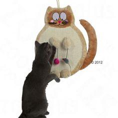 Tappetino graffiatoio Trixie a forma di gatto