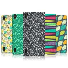 HEAD CASE DESIGNS LEAF PATTERNS SERIES 2 CASE FOR HUAWEI ASCEND P7 LTE #HeadCaseDesigns