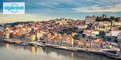 Oporto: 3 días en alojamiento y desayuno, crucero por el Douro y visita a bodega 95€