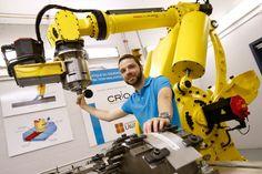 Centre de recherche industrielle du Québec: l'allié des PME Logs, Gym Equipment, Innovation, Industry Research, Research Centre, Business, Workout Equipment, Magazines