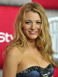 Sexy Long Hair - Styles for Long Hair    Blake Lively has some seriously sexy waves. Dampen hair from roots to ends with a texturizing spray before blow-drying, then wrap random sections around a 1-inch curling iron.