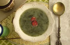 Portuguese green soup is a typical dish highly appreciated in our country. Bon appetit...