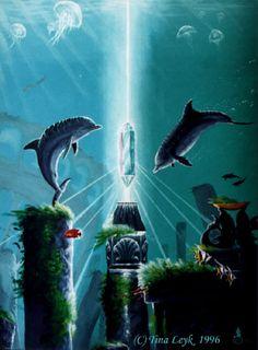 1000+ images about Atlantis Crystal Secrets on Pinterest ...
