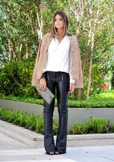 Leather pants. #leatherpants #veccatto #leatherlovers