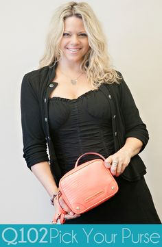Juicy Couture - Camera Bag. Go to wkrq.com to find out how to play Q102's Pick Your Purse!