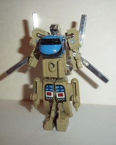 gobots TWIN SPIN vintage helicopter COMPLETE tonka go bots