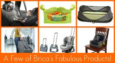Brica products @Brittany Vanderlinden