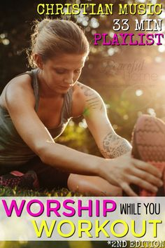 Worship Workout Playlist 2ND ED | Christian Exercise Playlist | Christian Songs to Run to | Clean music workout | Kid friendly workout music | Energize workout music | Christian Playlist | Christian Workout Music