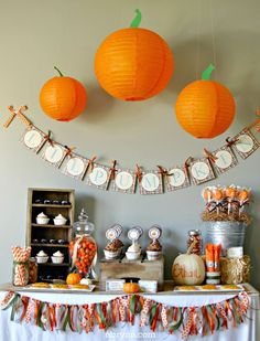 NBrynn: Lil Pumpkin Baby Shower Is the child's birthday approaching? Pumpkin Patch Birthday, Pumpkin Patch Party, Pumpkin First Birthday, Baby Shower Decorations, Baby Shower Themes, Baby Boy Shower, Shower Ideas, Baby Shower Fall Theme, Pumpkin 1st Birthdays