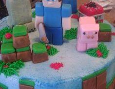 "Fondant ""Minecraft Inspired."