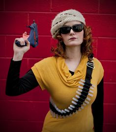 Glue Gun Bandolier!