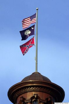 The Confederate Flag Isnt Budging From South Carolinas Capitol -- Because Its Protected Under State Law