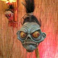 Shrunken Heads by The KreatureKid