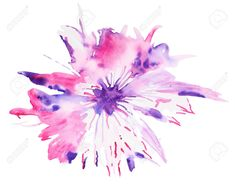Image result for watercolor flower invitations