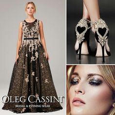 #OlegCassini Dantel Gece Elbisesi ile düğün ve nişan törenlerinde göz kamaştırın. HEMEN AL: http://buff.ly/1J8AcWH Abiye Kodu: 4XLCH19690 Abiye Fiyatı: 2,750TL.