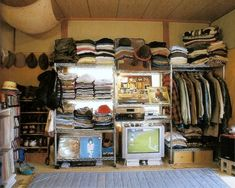Are You A Super Organizer Or A Total Pack Rat? Apartment Living Inspires Both!