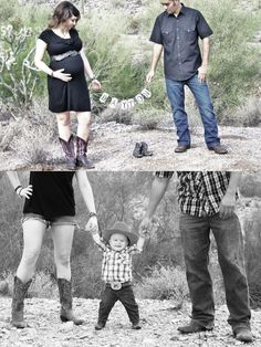 Maternity pic. One year old pic